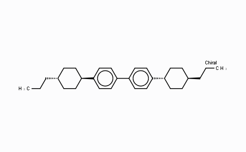 DY454653 | 85600-56-2 | 4-n-propyl cyclohexyl-4'-n-propyl cyclohexyl biphenyl