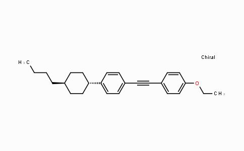 DY454666 | 199795-20-5 | trans-1-(2-(4-(4-butylcyclohexyl)phenyl)ethynyl)-4-ethoxybenzene