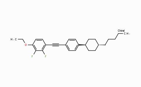 DY454670 | 124770-59-8 | 1-Ethoxy-2,3-difluoro-4-[[4-(trans-4-pentylcyclohexyl)phenyl]ethynyl]benzene