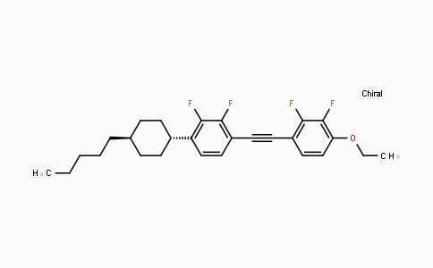 MC454671 | 928208-51-9 | 1-乙氧基-2,3-二氟-4-[(4-(4-戊基环己基)-2,3-二氟苯基)乙炔基]苯