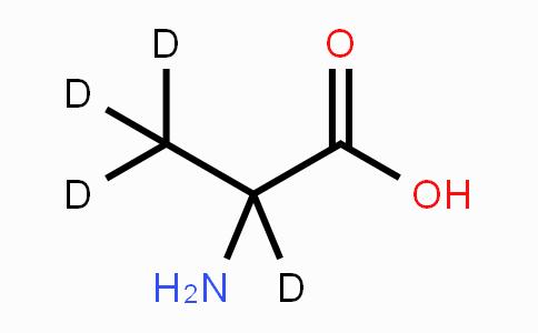 MC454692 | 53795-92-9 | DL-Alanine(2,3,3,3-D4)