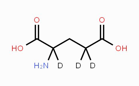 96927-56-9 | DL-Glutamic-2,4,4-d3 Acid