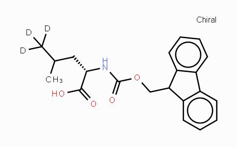 538372-74-6 | L-Leucine-d3-N-FMOC (methyl-d3)