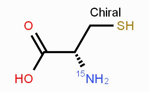 MC454724 | 204523-09-1 | L-半胱氨酸-<sup>15</sup>N