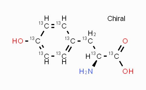 DY454737 | 55443-60-2 | L-TYROSINE-13C9
