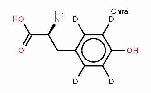 DY454738 | 62595-14-6 | L-TYROSINE-RING-D4