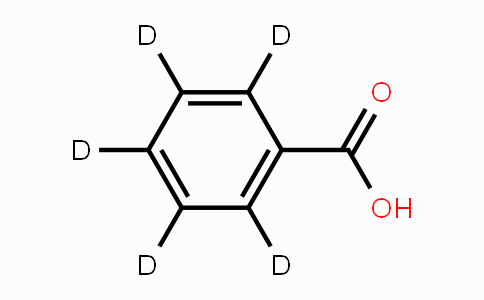 1079-02-3 | BENZOIC ACID-RING-D5