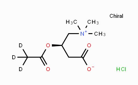 MC454842 | 362049-62-5 | Acetyl-d3-L-carnitine HCl