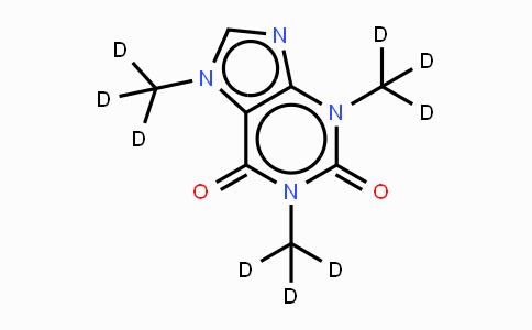 MC454848 | 72238-85-8 | Caffeine-d9 (1,3,7-trimethyl-d9)