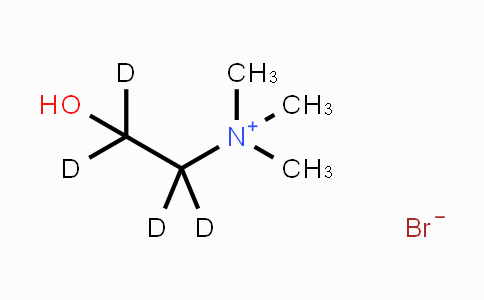 285979-69-3 | Choline-1,1,2,2-d4 Bromide