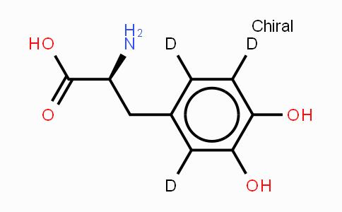 MC454857 | 53587-29-4 | 3-(3,4-二羟基苯基-2,5,6-d3)-L-丙氨酸
