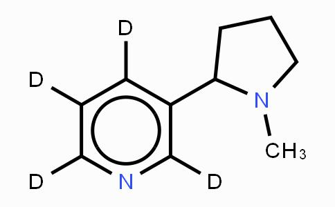 MC454861 | 350818-69-8 | (±)-Nicotine-2,4,5,6-d4 (pyridine-d4)
