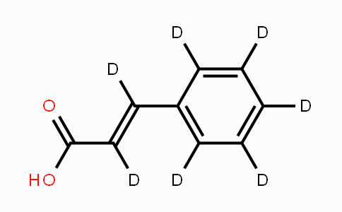 MC454878 | 343338-31-8 | trans-Cinnamic-d7 Acid