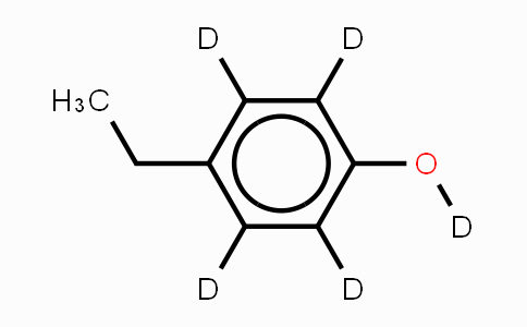 MC454911 | 340256-40-8 | 4-Ethylphenol-2,3,5,6-d4,OD