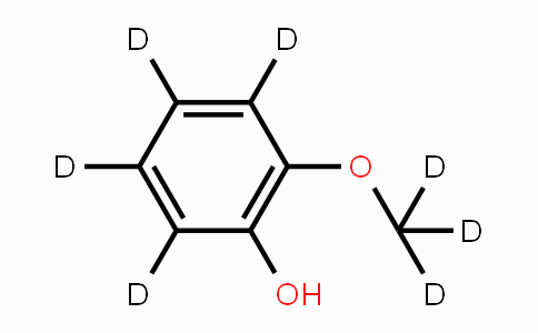 DY454927 | 1065473-05-3 | 2-Methoxy-d3-phenol-3,4,5,6-d4