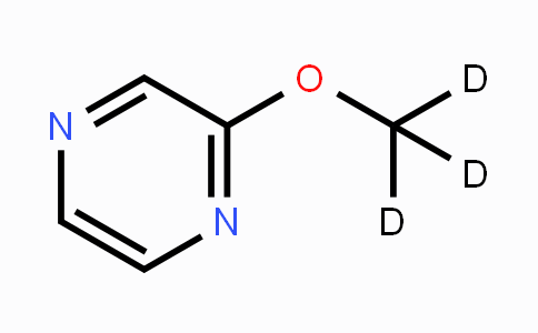DY454928 | 32046-21-2 | 2-Methoxy-d3-pyrazine