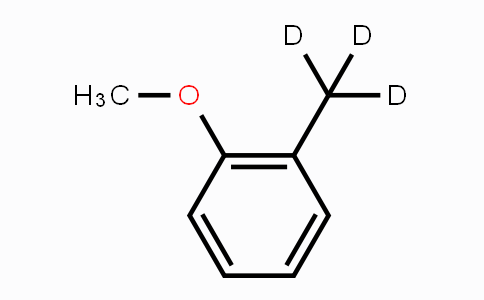 DY454929 | 258832-47-2 | 2-Methoxytoluene-α,α,α-d3