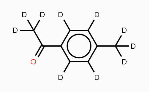 358730-83-3 | 4′-Methylacetophenone-d10