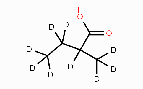 352431-44-8 | (±)-2-Methylbutyric-d9 Acid
