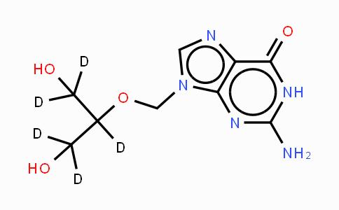 MC454983 | 1189966-73-1 | Ganciclovir D5