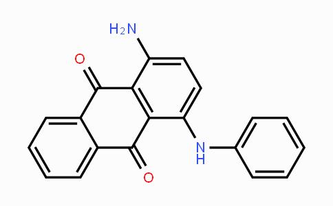 4395-65-7 | 1-氨基-4-苯氨基-9,10-蒽二酮
