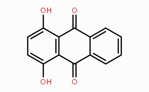 81-64-1 | 1,4-Dihydroxyanthraquinone