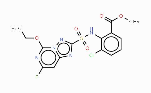 DY455181 | 147150-35-4 | CLORANSULAM-METHYL