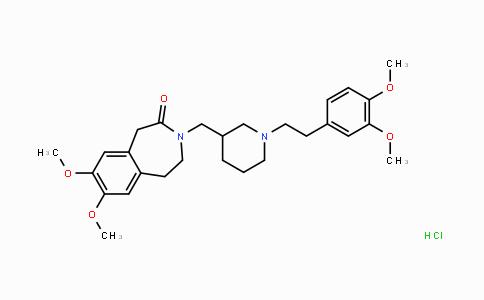 MC455205 | 186097-54-1 | CILOBRADINE 盐酸盐