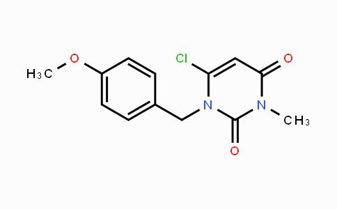 MC455211 | 916764-89-1 | 6-CHLORO-1-[(4-METHOXYPHENYL)METHYL]-3-METHYL-2,4(1H,3H)-PYRIMIDINEDIONE