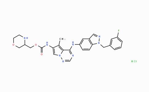 873837-23-1 | BMS-599626 Hydrochloride