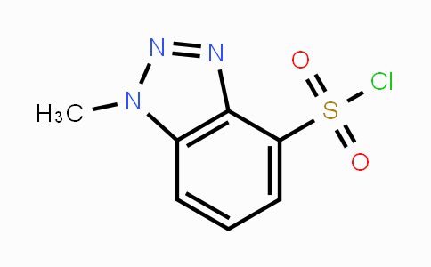 MC455296   1033464-77-5   1-methyl-1H-1,2,3-benzotriazole-4-sulfonyl chloride