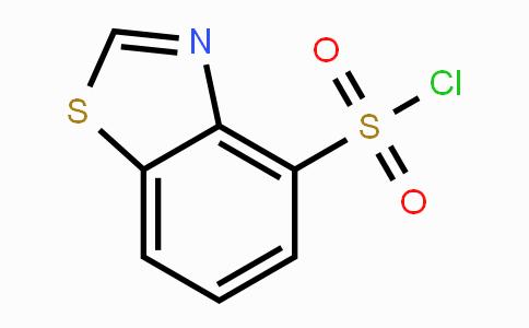 MC455305 | 149575-65-5 | 1,3-Benzothiazole-4-sulfonyl Chloride