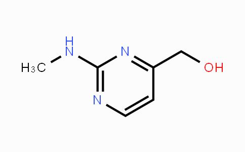 912470-42-9 | (2-(Methylamino)pyrimidin-4-yl)methanol