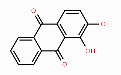 MC455334   72-48-0   1,2-Dihydroxy-9,10-anthracenedione