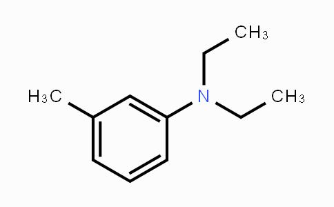 91-67-8 | N,N-Diethyl-m-toluidine