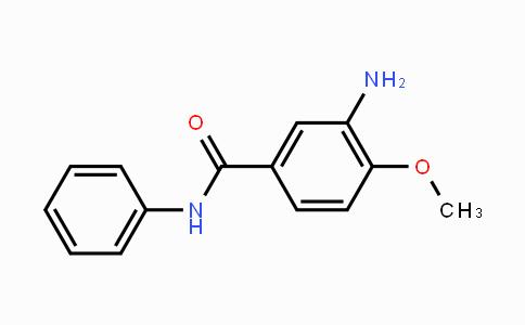 MC455345 | 120-35-4 | 3-氨基-4-甲氧基苯甲酰苯胺