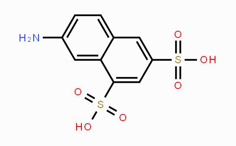 86-65-7 | 7-氨基-1,3-萘二磺酸(K-酸)