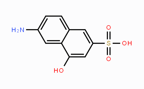 MC455351 | 90-51-7 | 6-Amino-4-hydroxy-2-naphthalenesulfonic acid