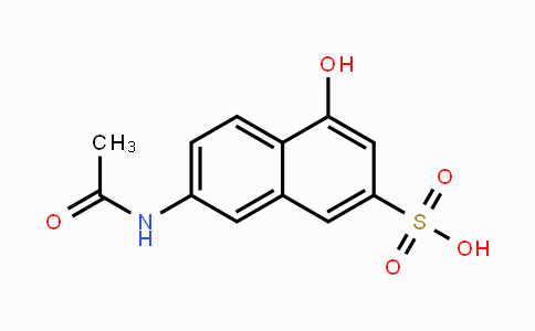 MC455390 | 6334-97-0 | 7-(Acetylamino)-4-hydroxy-2-naphthalenesulfonic acid