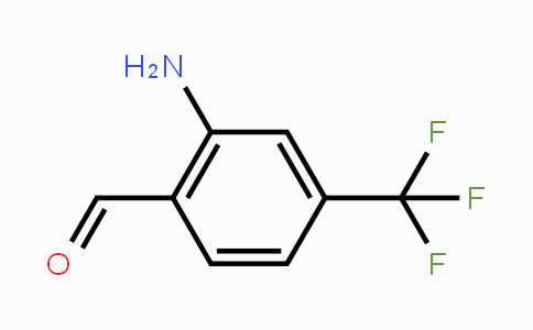 DY455394 | 109466-88-8 | 2-amino-4-(trifluoromethyl)benzaldehyde