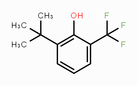 DY455396 | 143571-22-6 | 2-Tert-butyl-6-(trifluoromethyl)phenol