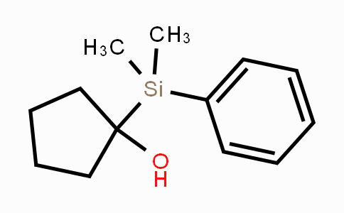 649761-23-9 | (Dimethyl(phenyl)silyl)cyclopentanol