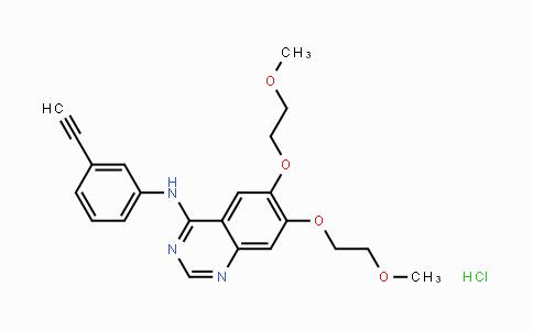 MC455421 | 183319-69-9 | Erlotinib hydrochloride