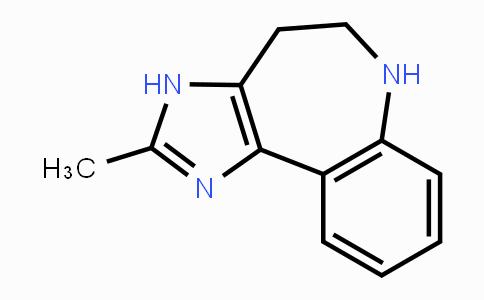 MC455427   318237-73-9   2-methyl-3,4,5,6-tetrahydroimidazo[4,5-d][1]benzazepine