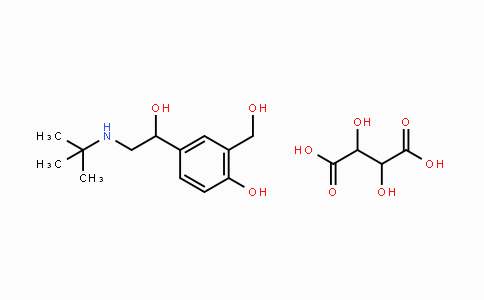 MC455432 | 661464-94-4 | Levalbuterol tartrate