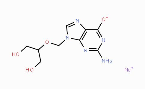 107910-75-8 | Ganciclovir sodium