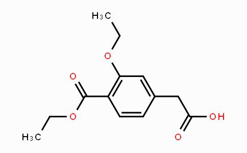 99469-99-5 | 3-Ethoxy-4-ethoxycarbonyl phenylacetic acid