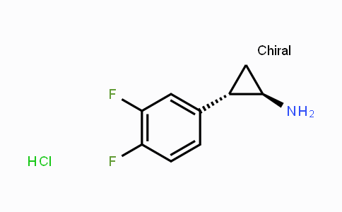 1156491-10-9 | (1R,2S)-rel-2-(3,4-Difluorophenyl)cyclopropanamine hydrochloride