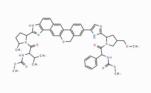 MC455459 | 1377049-84-7 | Velpatasvir