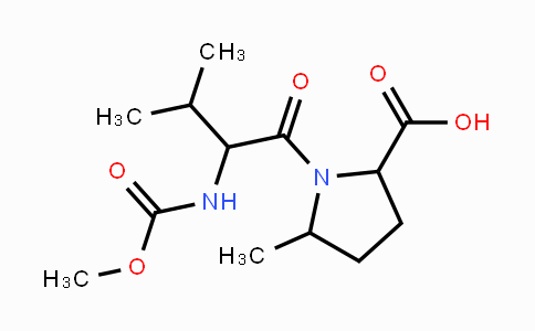 MC455460 | 1335316-40-9 | (5S)-N-(Methoxycarbonyl)-L-valyl-5-methyl-L-proline